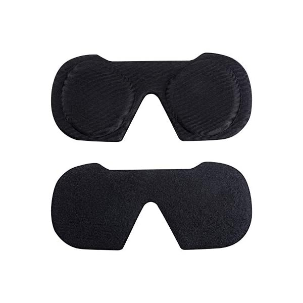 Orzero VR Lens Protect Cover Dust Proof Cover for Oculus Rift S, Washable Protective Sleeve 1