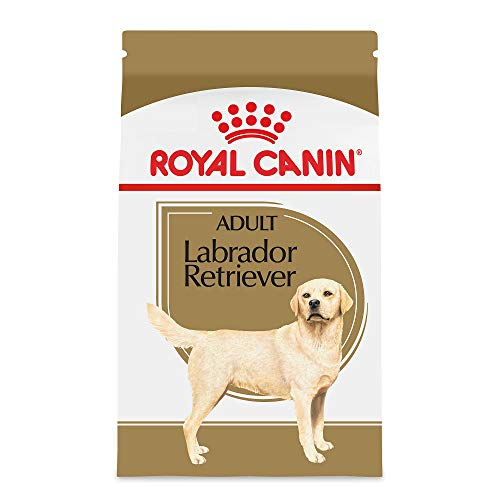 Royal Canin Labrador Retriever Adult Breed Specific Dry Dog Food, 17 lb. bag