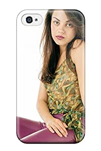 Andrew Cardin's Shop Hot Iphone 4/4s The Book Of Eli Actress Mila Kunis Tpu Silicone Gel Case Cover. Fits Iphone 4/4s