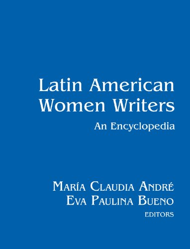 Download Latin American Women Writers: An Encyclopedia Pdf
