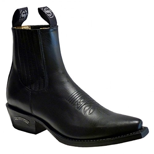 Sendra Boots 2581 Schwarz