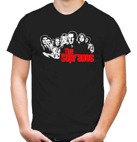 The Sopranos T-Shirt | Mafia | Bada Bing | Kult | Serie | New Jersey | Herren | Männer | USA