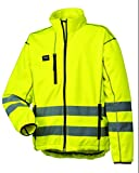 Helly Hansen 74005_360-XL Viktoria Softshell Hi-Vis Jacket, X-Large, Yellow