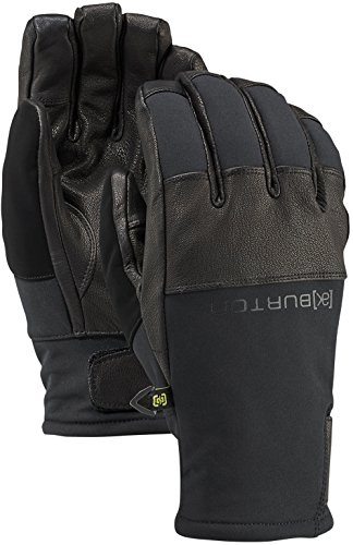 Burton Men's Ak Gore-Tex Clutch Glove, True Black, Medium