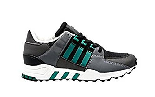 Adidas Originals Equipment Running Support, core black-sub green-chalk white, 4,5