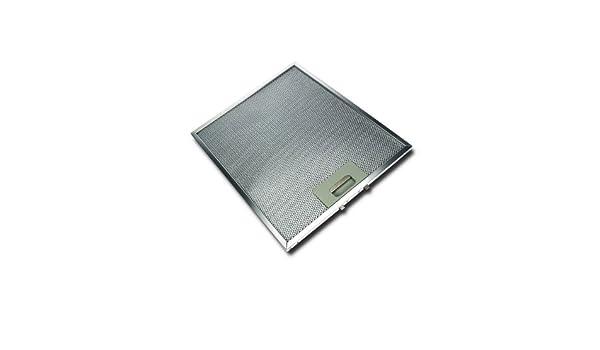 Filtro de grasa para extractor de metal 4055099172: Amazon.es: Grandes electrodomésticos