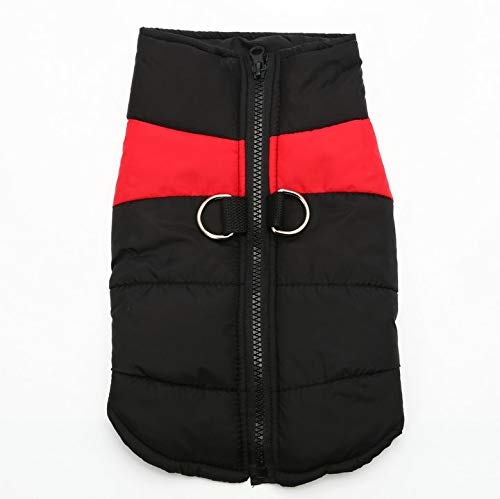 Red L red L Olwen Shop Dog Coats & Jackets Dropshipping Pet Dog Clothes Winter Vest Puppy Waterproof Vest Warm Jacket Clothing for Small Medium Large Dogs 3 colors S-5XL 1 PCs