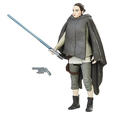 Star Wars Rey (Island Journey) Force Link Figure: Toys & Games