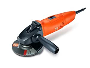 Fein WSG 14-125 5-Inch Angle Grinder with Integrated Safety Guard