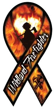 Wildland Firefighter Ribbon (Firefighter Ribbon)
