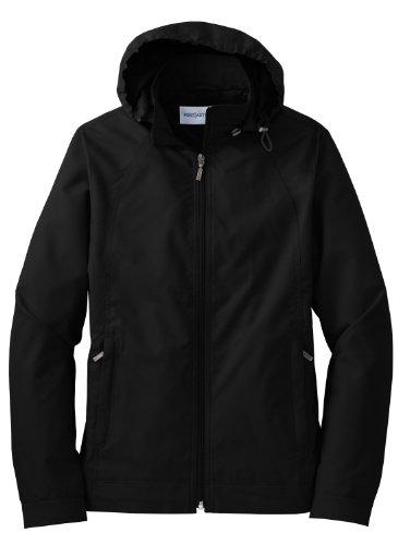 Port Authority Ladies Successor; Jacket>3XL Black L701