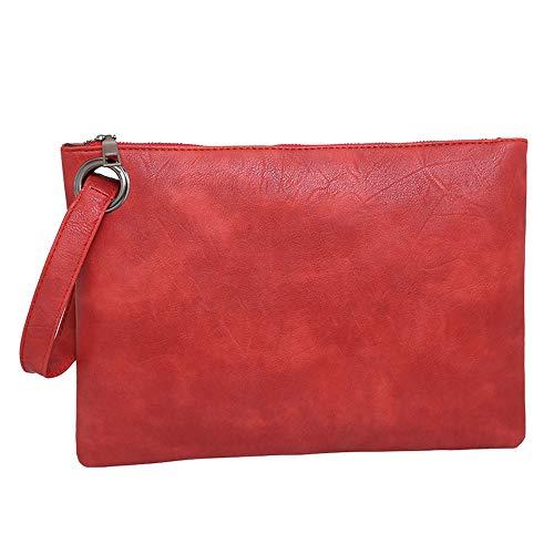 pour Pochette Red Aimire M Taille femme Pn6fv5wxUq