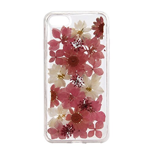 Price comparison product image For iPhone 7 Plus Case,HP95(TM) Fashion Floral Pattern TPU Case Gel Cover Soft Back Cover For Iphone7 Plus 5.5Inch (C)