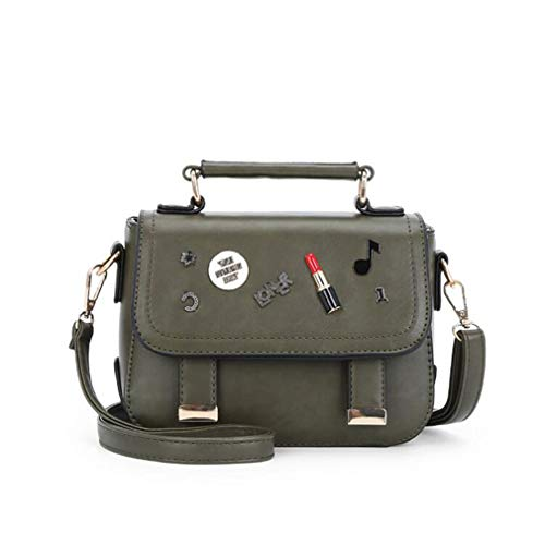 à MiniOne Sacs bandoulière Purse Size Gray Shopping Femmes Messenger Brown 0qxOwSI
