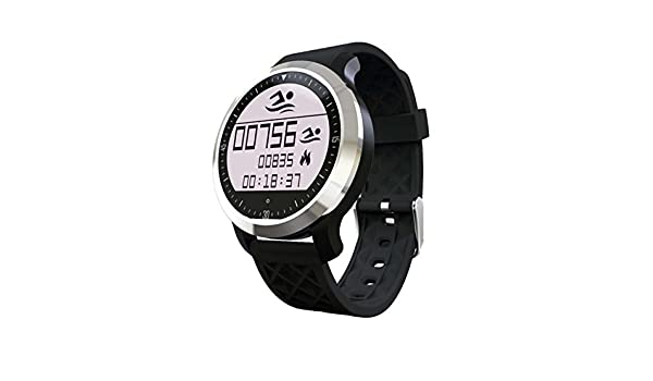 Amazon.com: F69 Sports Smart Watch IP68 Heart Rate Fitness ...