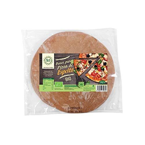Sol Natural Base de Pizza Espelta Integral 300 Gramos ...