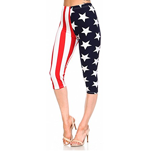 278ec71d0e1c Fashionazzle Women s Ultra Soft Brushed Best Selling Printed Leggings-1  (Regular(XS-L)