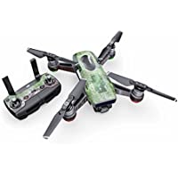 Slave I Decal for drone DJI Spark Kit - Includes Drone Skin, Controller Skin and 1 Battery Skin