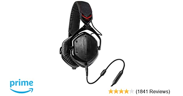 Amazon com: V-MODA M-100-U-SHADOW Crossfade M-100 , Shadow: Home