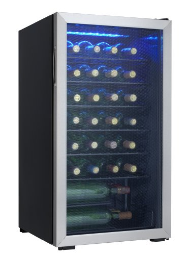 - Danby 36 Bottle Freestanding Wine Cooler