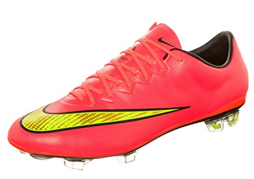more photos ba235 1f070 Nike Mercurial Vapor X FG Soccer Cleats (10) - Buy Online in ...