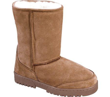 Lamo Sheepskin 9 inch Classic Boot Chestnut oyq57