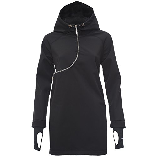 Resistente Curve Black – Modello All'acqua Freddy Parka 8gqwSna