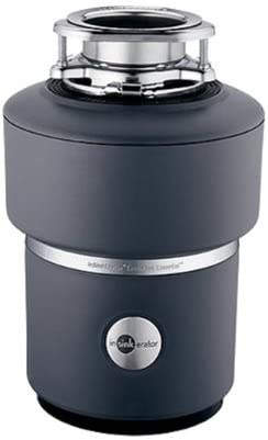 InSinkErator PRO1000LPCORD Pro Series 1 HP Food Waste Disposal with Evolution Series Technology, Powercord included