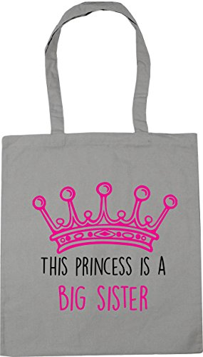 Beach HippoWarehouse litres big princess 42cm Grey x38cm Bag Shopping is This 10 sister Light a Tote Gym ffgxzwn