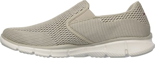 Skechers Sport Herren Equalizer Double Play Slip-On Loafer Taupe