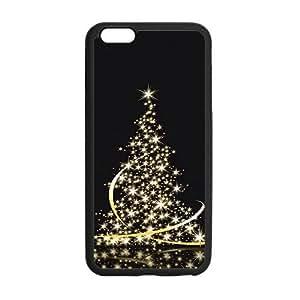 "Christmas tree design Phone Case for iPhone 6 plus 5.5"""