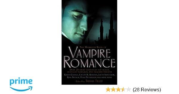 Amazon com: The Mammoth Book of Vampire Romance (Mammoth