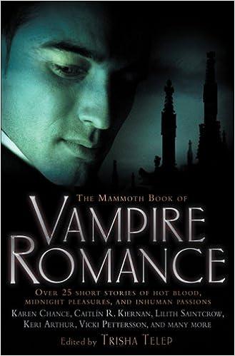 Amazon com: The Mammoth Book of Vampire Romance (Mammoth Books