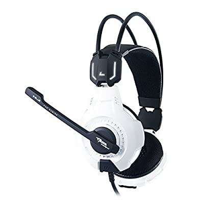 Type-X USB Gaming LED Headset with Microphone