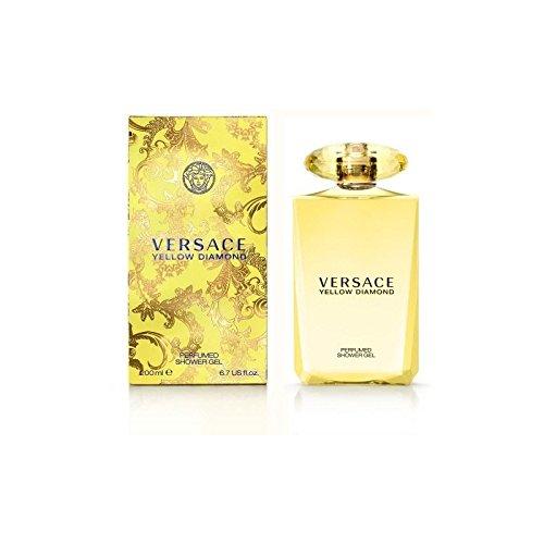(Versace Yellow Diamond Bath & Shower Gel 200ml)