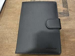 MoKo Kindle Cover Case, BLACK (Fits Amazon Kindle Paperwhite / Kindle 4 / Kindle Touch)
