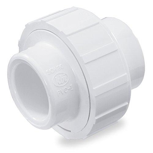 NDS WU-2000-S PVC Union, Slip, 2