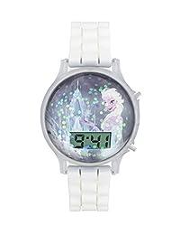Disney Frozen Snowglobe Kids Digital Watch FZN3649
