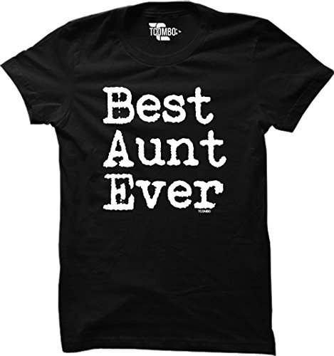 Large Product Image of Best Aunt Ever - Mother's Day Womens T-Shirt