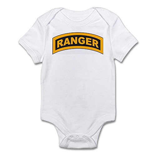Army Ranger Insignia - CafePress Ranger Tab Infant Bodysuit - Cute Infant Bodysuit Baby Romper