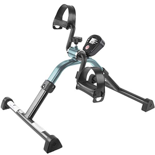 4. Vaunn Medical Folding Pedal Exerciser