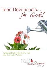Teen Devotionals...For Girls!