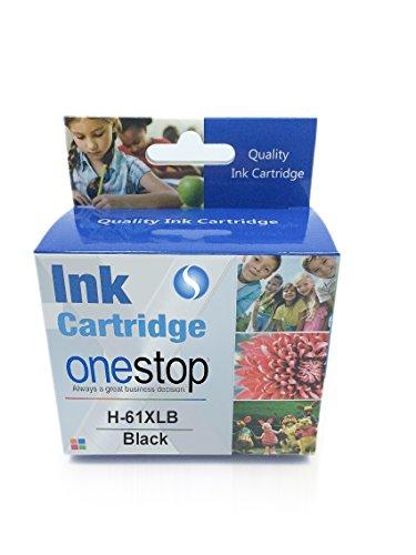 - MX Remanufactured High Yield Ink Cartridges for HP 61 & 61XL HP Printers Envy 4500 5530 5534 5535, HP Deskjet 2540 1000 1010 1512 1510 3050, HP Officejet 4630 2620 4635 (1 x Black)