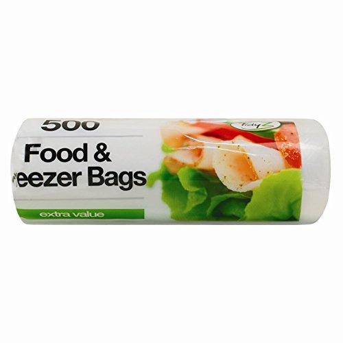pack B0501 Stalwart Bolsas 500 De nbsp;alimentos tnTqxR