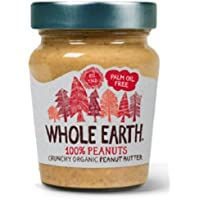 Whole Earth WEH02002 - Mantequilla de cacahuetes, 227