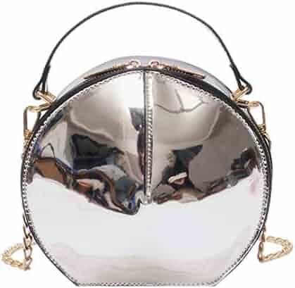 bf6f066a4f29 Shopping jialajialaNO - Silvers - Handbags & Wallets - Women ...