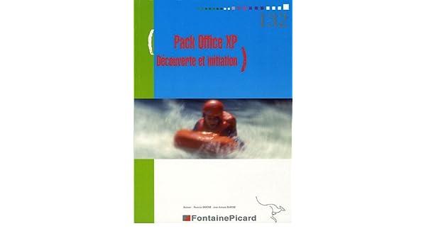 Pack Office XP : Découverte et initiation (3A Info): Amazon.es ...