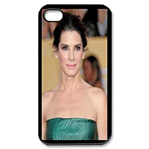 Generic Case Sandra Bullock For iPhone 4,4S A2ZQ138670