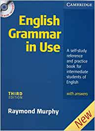 English grammar in use. with answers included CD-ROM : A