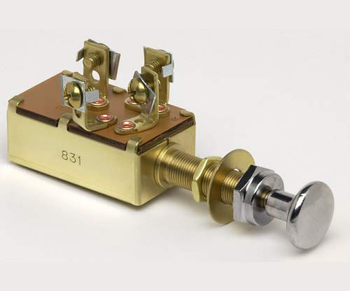 Cole Hersee M-532-BP Switch (P-P 3 Position)